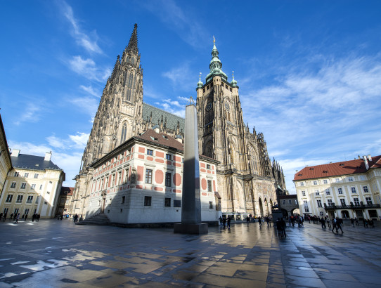 St Vitus´Cathedral
